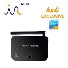 2016 New High-End Z4 Android 5.1 OS Octa Core RK3368 Smart TV Box 2GB/16GB HDIM 5G Wifi 4K KODI XBMC Fully Loaded Media player