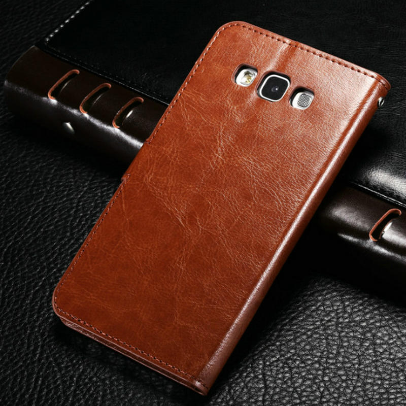 J5 Luxury Retro Leather Wallet Flip Cover case For Samsung Galaxy J5 J 5 J500 J510 2016 Photo Frame Stand Samsung J5 Phone Case