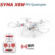 Syma X8W Venture with 2MP wifi FPV Camera 2.4G 4CH RC Quadcopter RC drone free shipping