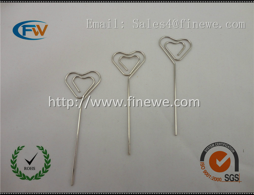 Custom Manufacturer supplied wire forming name card clip,craft wire photo &amp; memo &amp; place card holder clips<br><br>Aliexpress