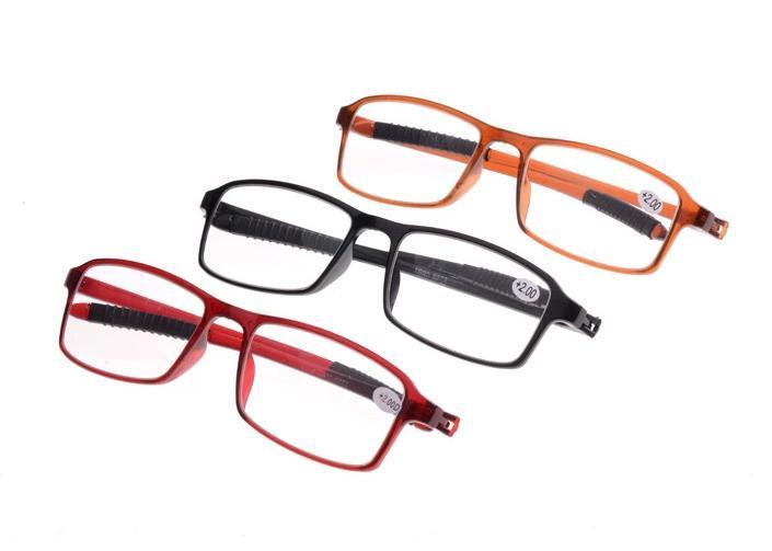 20pcs lot plastic reading glasses tr90 reading glasses