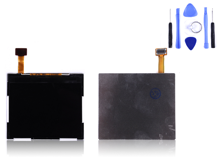 lcd screen digitizer for NOKIA E71 E63 E72 E53 E73 LCD display New and original 1 pic/lot free shipping china post 15-26 D +tool(China (Mainland))
