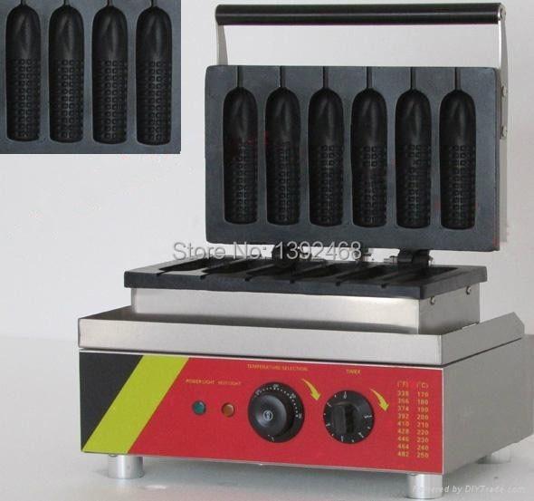 electric corn dog maker/muffin corn hot dog maker machine(China (Mainland))