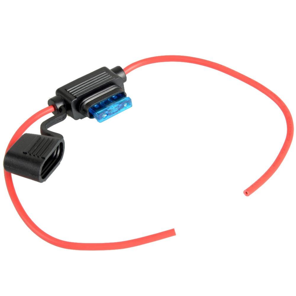 1 шт. в - линия мини стеклоочистителя держатель водонепроницаемый 16AWG 15A 12 В / 24 В / 32 В DC VE106 P