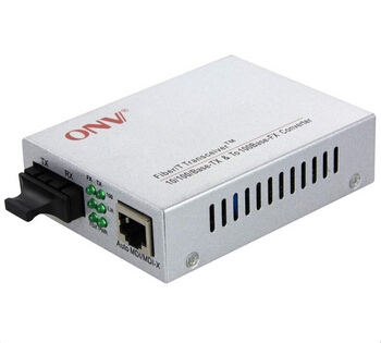 10/100M Single Port High Power CCTV Camera PoE switch Media Converter with SC Fiber Port. Compatible with IEEE802.3at(15.4W)(China (Mainland))