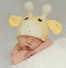 Beanies Wool Hand-woven Baby Cakes Baby Cap Child Joker Kids Hat handmade Knit Hat 0-3month Bonnet Photography Prop    5HT62