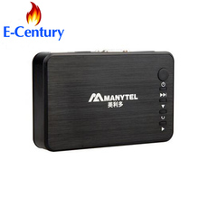 MANYTEL Media Player Hdd 1080P USB External Hdd Media Player With HDMI VGA SD Support MKV H.264 RMVB WMV Media Player(China (Mainland))