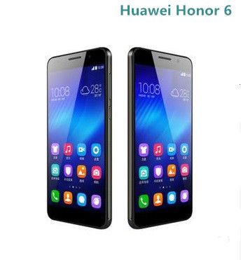 Original 5.0 inch Huawei Honor 6 mobile phone Android 4.4 Hisilicon Kirin 920 Octa Core 1920x1080P 445PPi 3GB RAM FDD LTE(China (Mainland))
