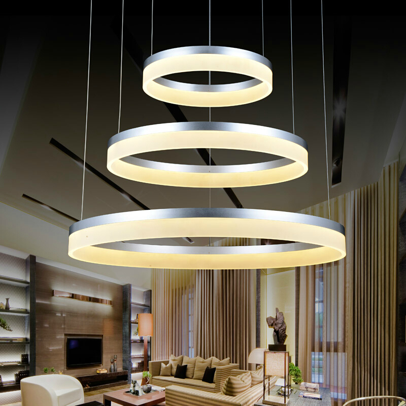 Modern Pendant Lights For Dinning Room Bedroom Acrylic Pendant Light For Home