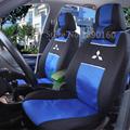Univeraal car seat cover for Mitsubish ASX Lancer SPORT EX Zinger FORTIS Outlander Grandis car accessories