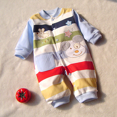 Winter Thin 100% Cotton Newborn Baby Girls Boys Carters Rompers Baby Romper Body Suit Cartoon Long Sleeve Clothes roupas de bebe(China (Mainland))