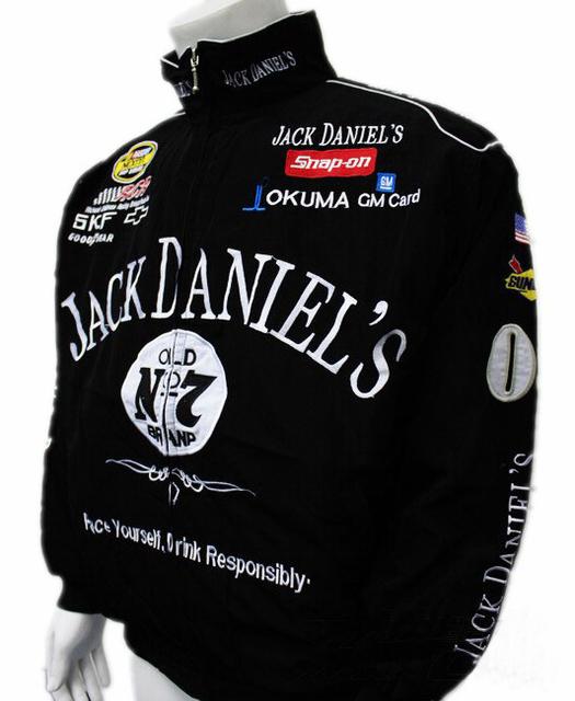 Черный для блэк джек дэниел куртка MOTO GP мото-авто f1 спортивные куртки