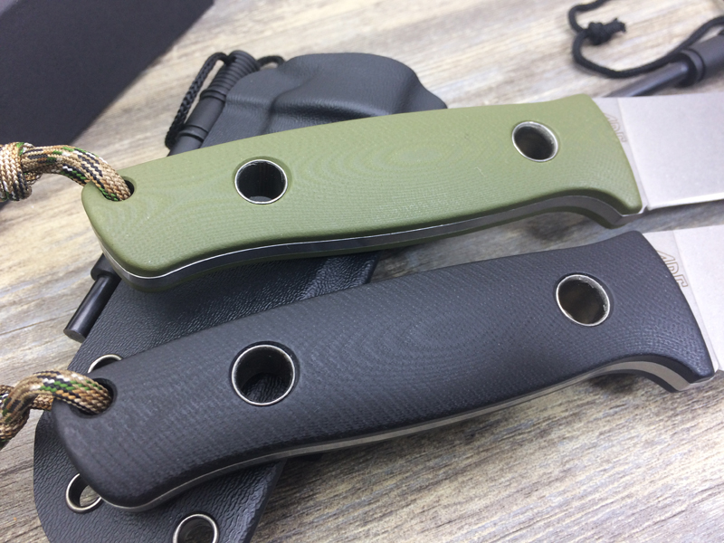 Buy BF-710 Tactical Knife,Fox Fixed Blade Knives,D2 Blade G10 Handle EDC Outdoor Straight Knives Tools,Survival Hunting Knife Tools cheap