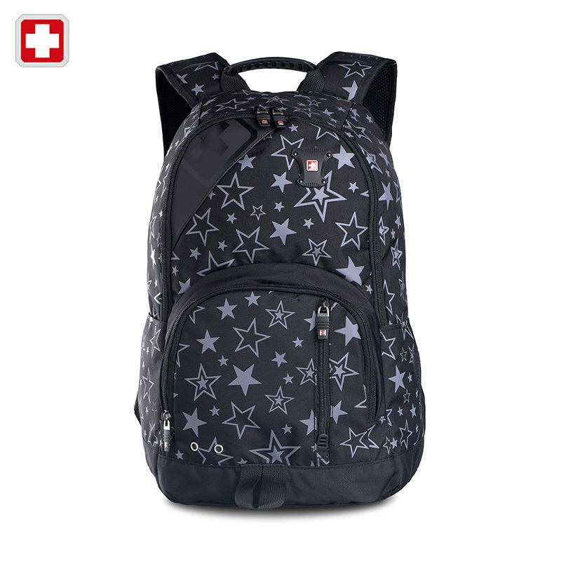 Buy swisswin cute korean style star book bags for girls fashion waterproof Korean style fashion girl bag