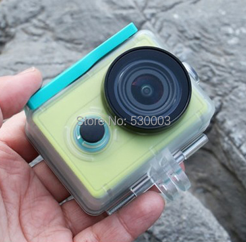 HOT Waterproof Case Xiaomi yi Action Camera Underwater Housing Sport Accessories - Online Store store