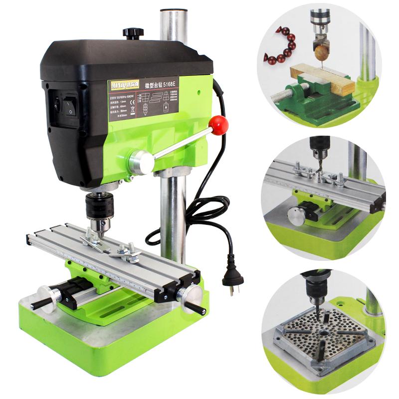 220V High Quality Micro Electric Drilling Machine Metal Variable Speed Mini Drill Press Pearl Drilling Jewelry Drill Machines<br><br>Aliexpress