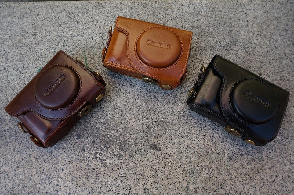 Color Brown special holster camera case cover for Canon S90 S95 S100V S110 Camera bag S120 Camera case S200 PU Leather cover(China (Mainland))