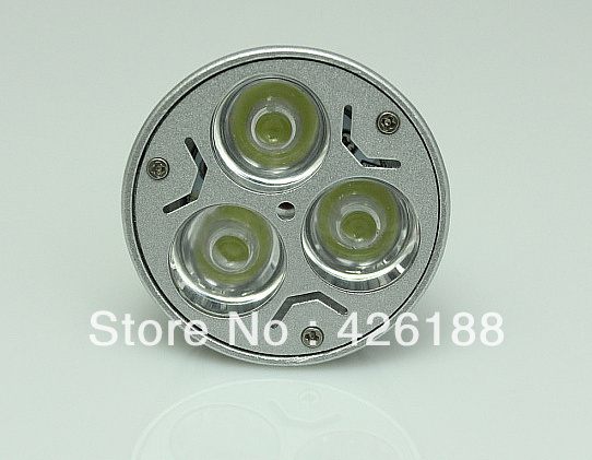 Wholesale LED 3W High Power Energy-saving LED Cup Light