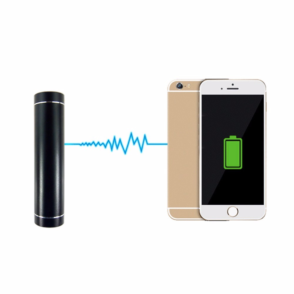 Universal Power Bank 2600mAH USB Portable Phone Charger For Iphone Samsung Xiaomi External Battery Pack