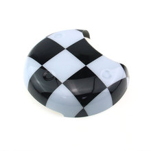 Chequered Flag Tachometer Cover for MINI Cooper/S/ONE R60 Countryman R61 Paceman R55 R56