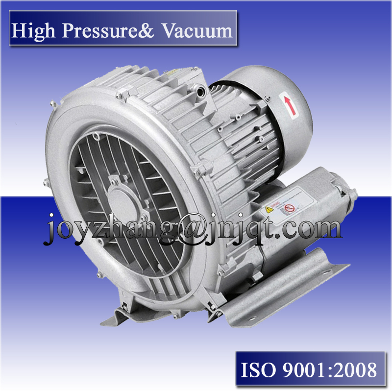 2hp 1.5Kw AC380V Electric small power blower, vortex vacuum pump, vacuum pumping(China (Mainland))