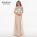 To get coupon of Aliexpress seller $5 from $5.01 - shop: Oucui Fashion Evening Dress Manufactory in the category Apparel & Accessories