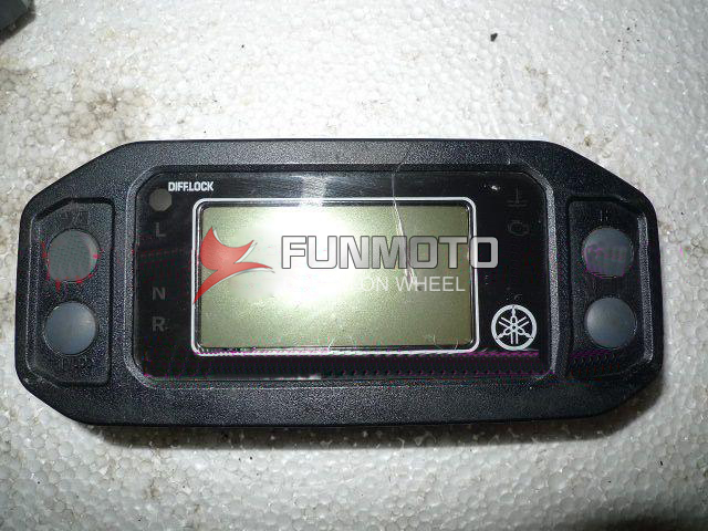 SPEEDOMETER OR INSTRUMENT FOR 700CC ATV GRIZZLY(China (Mainland))