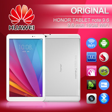 Original Huawei Tablet PC Note 9.6 inch WiFi 1280 x800 IPS Snapdragon MSM8916 1GB/2GB+16GB Android 4.4 2MP+5MP GPS+GLONASS