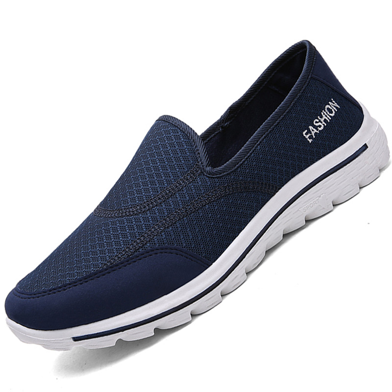 Men's Fashion Sneakers Shoes Summer Platform Run Shoes Breathable Beach Running Shoes For Men 40-44 Free Delivery(China (Mainland))