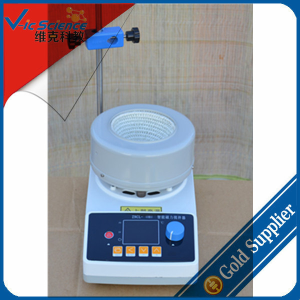ZNCLD-TS-100ml Intelligent digital display timing magnetic stirrer heating mantle<br><br>Aliexpress