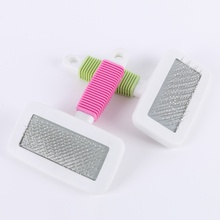 New Pet Hairbrush Hair Pet Supplies Dog Cat Comb Tool Brush Product Tools Free Shipping