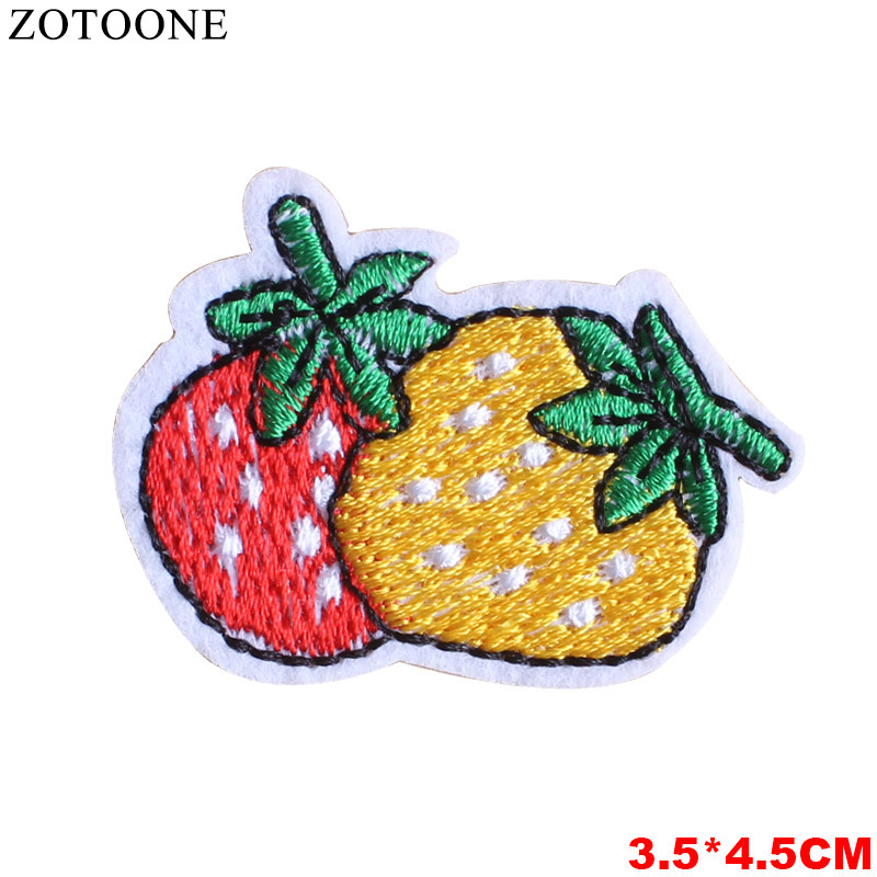 embroidered appliques