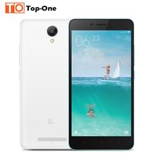 Original Xiaomi Redmi NOTE 2 TD 4G LTE Mobile phone MTK X10 2.0Ghz Octa Core 5.5'' 2GB RAM 16GB ROM 3060mAh 13.MP freeshipping(China (Mainland))