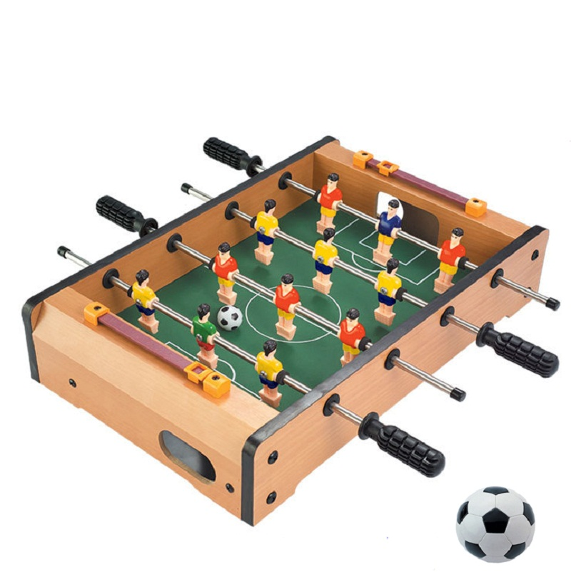 Plastic Pool Table 4 poles Mini Soccer Table mini football soccer table indoor sports game board game for kids(China (Mainland))