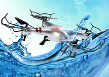 Free Shipping H2O Aviax Waterproof Drone 3D Eversion 6 Axis Gyro Headless Mode 2.4GHz 4CH LCD RC Quadcopter drone