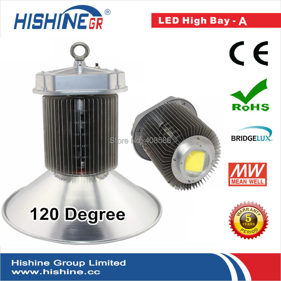 (4 pieces/ lot) High quality saa high bay led light 200w, New heat sink design, FREE SHIPPING(China (Mainland))