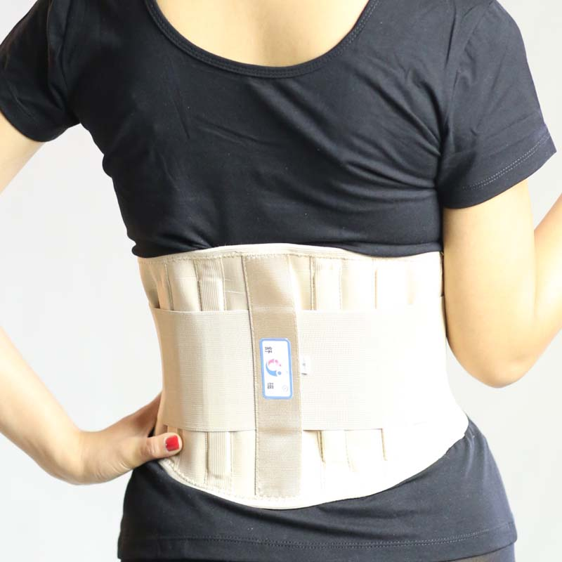 Lumbar Support Pain Relief Protection Back Waist Support Plus Cotton Belt Brace Support Lumbar Brace Belt New sale hot YW-01M22(China (Mainland))