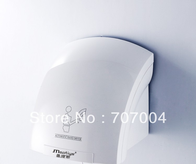 Household Hotel Electric Automatic Infared Sensor Hand Dryer Hand-Driving Device(China (Mainland))