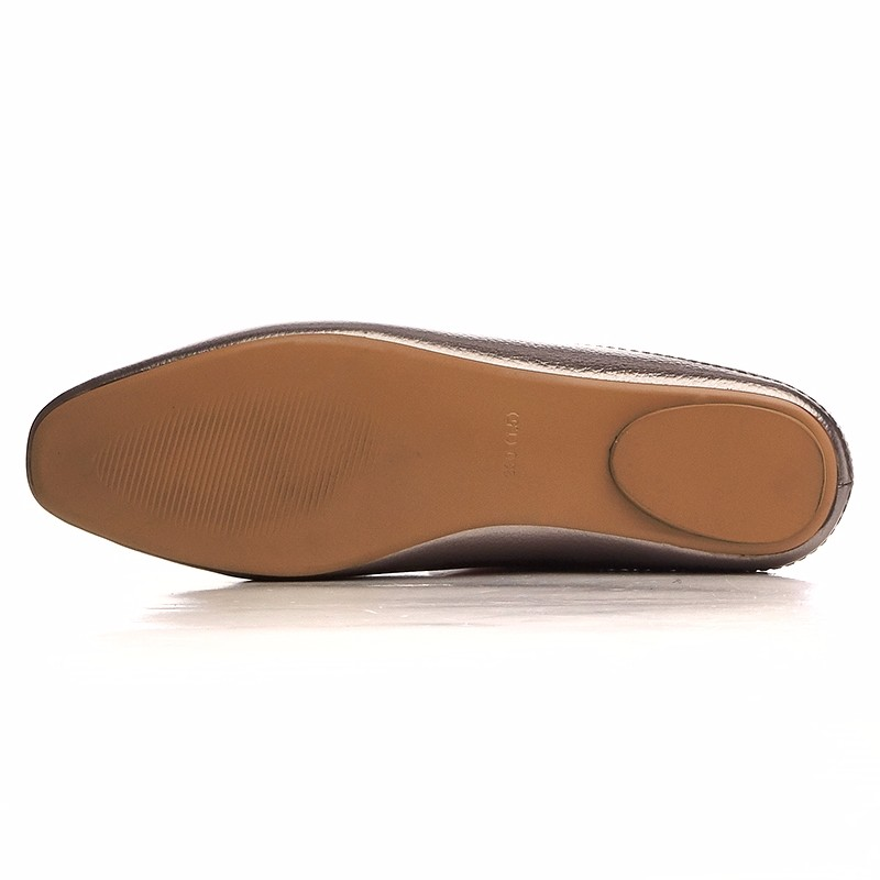 Ballet Flats Square Toe chaussure femme women flat shoes Comfortable woman casual shoes genuine leather shoes
