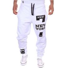 mens Joggers 2016 Fashion Casual men Pants Skinny Joggers Hip Hop sweatpants Harem Pants(China (Mainland))
