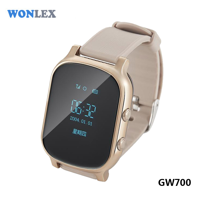 Wonlex 2016 Kids GPS Watch Child Bracelet Google Map SOS Button Watch for Child WIFI Locator Pedometer Android&IOS(China (Mainland))