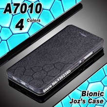 Buy Lenovo a7010 case cover leather Water cube pu flip case Lenovo vibe a7010 case cover NEW Lenovo a7010 7010 phone case for $5.94 in AliExpress store