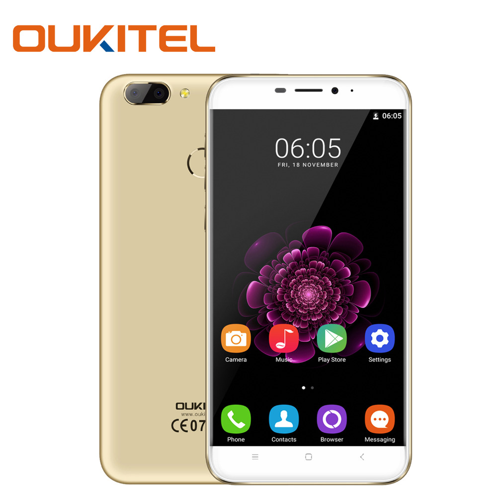Presales Original Smartphone 5.5 Inch 2GB RAM 16GB ROM With Dual Camera Octa Core Fingerprint Android 6.0 4G Mobile Phone(China (Mainland))