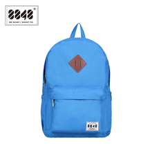 Backpack Women Men Shoulder bag with Shoe Pocket Fashion Popular Design For College Student Hot Knapsack Free Shipping D020-4(China (Mainland))