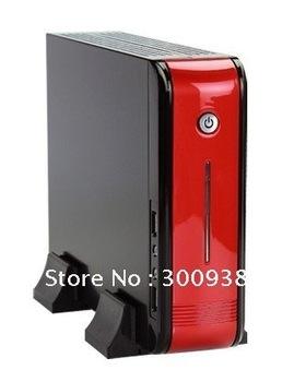 Super Power Mini computer with AMD Athlon N330 Dual-core 2.3Ghz processor 2GB RAM&160GB HDD WIN7 OS WIFI USB 3.0 Port