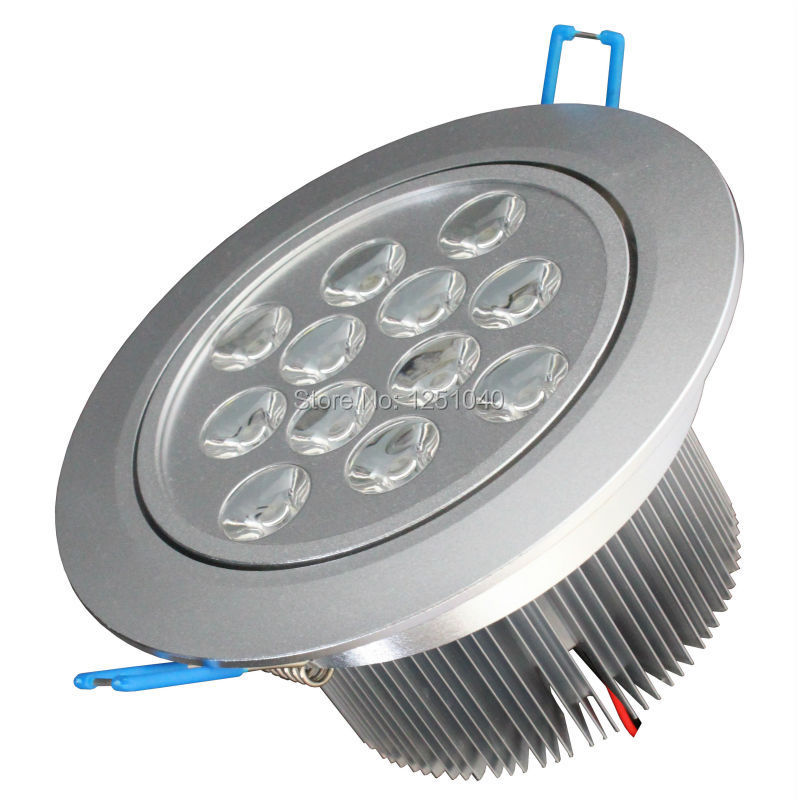 According to silicon dimmer 12W high brightness LED ceiling downlight / cabinet light / led ceiling spot light(China (Mainland))