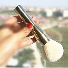 Hot Professional Makeup Brushes Rose Gold Powder Brush Blush 1Pcs Cosmetics Makeup Brushes Large Foundation Makeup Brush #82373(China (Mainland))