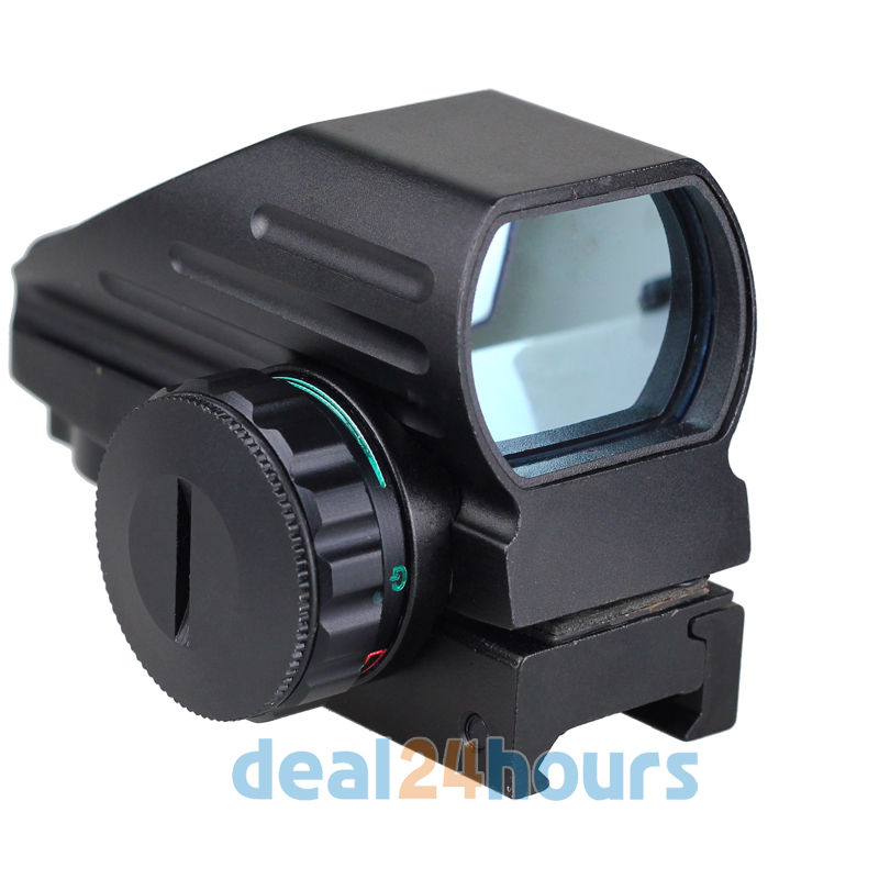 Red- Green Laser Point Dot Sight Tactical Reflex Air Rifle Pistol Airgun Hunting Free Shipping!<br><br>Aliexpress