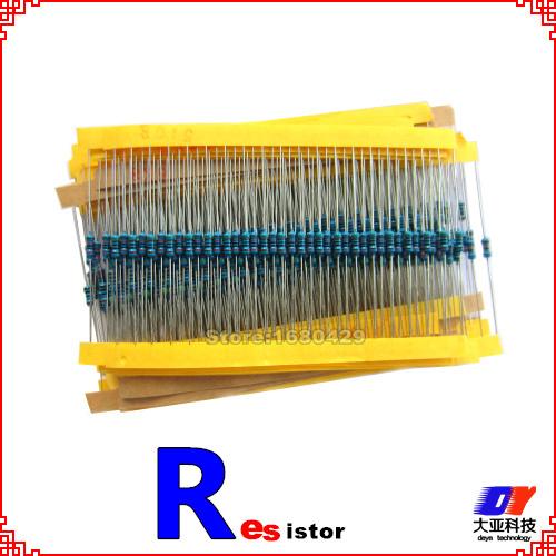 Резистор BS 600pcs 30