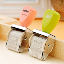 1 x  crown roller stamp diy stamps for scrapbooking kawaii stationery zakka decal material escolar school supplies(China (Mainland))